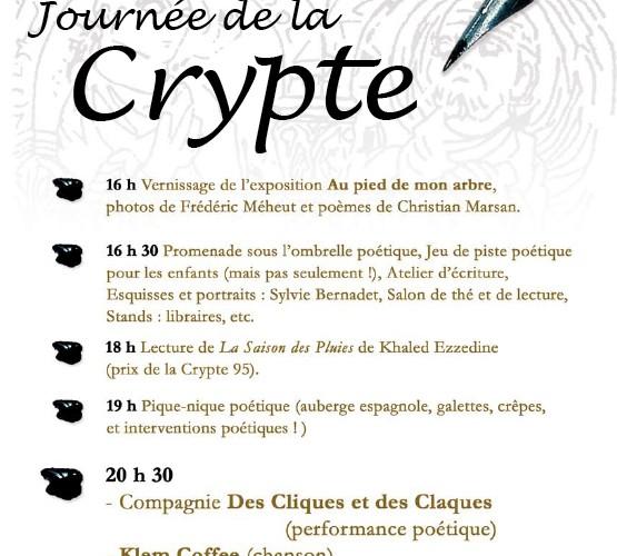 La Crypte en fête le 2 juin 2012
