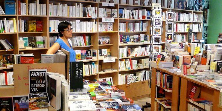 7 mars 2019 / Lectures à la Librairie des Danaïdes (Aix-les-Bains)