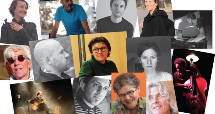 Christian Marsan et Jules Thévenot au festival 'les possibles' / avril 2019