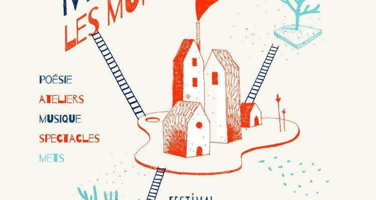 Festival 'Moins les murs', mai-juin 2019 / Le programme !