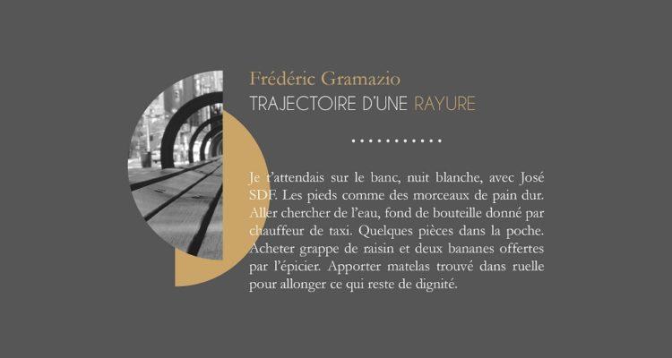 21 et 27 septembre / Lectures de Frédéric Gramazio en Essonne