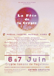 Affiche Crypte good 5