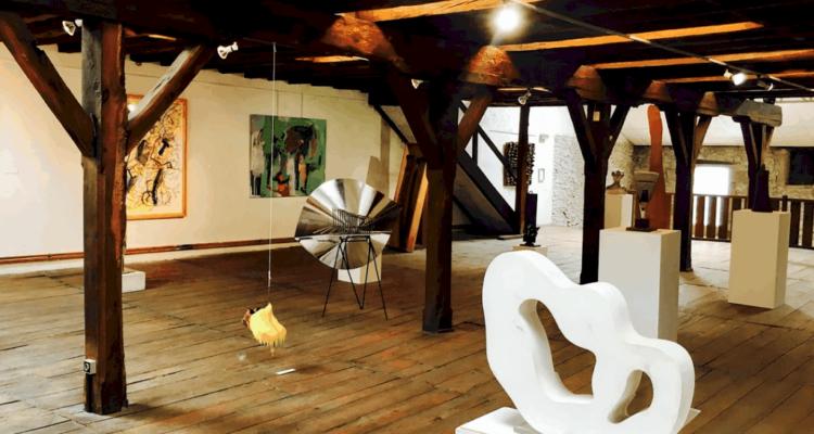13 Septembre / Lecture au Centre d'art contemporain de Mont-de-Marsan