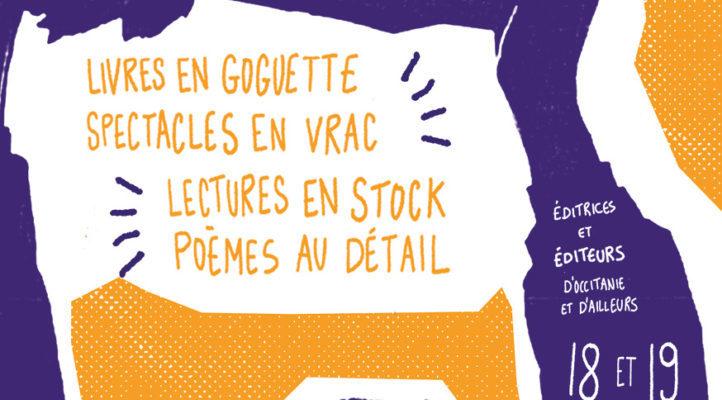 18 & 19 sept. / Bazar littéraire à la Cave Po', Toulouse
